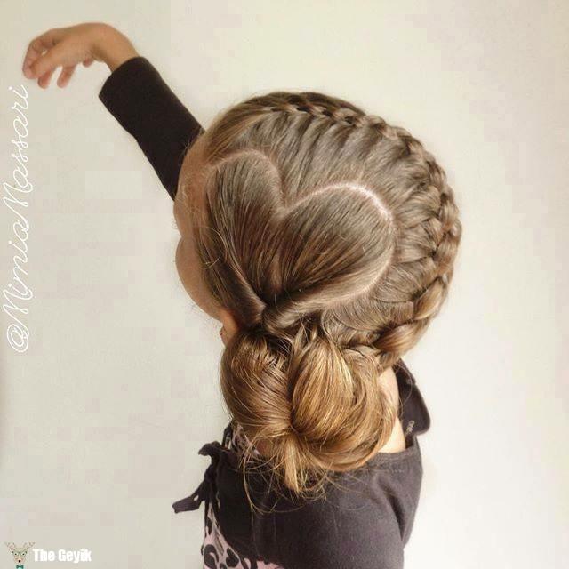 Saç örgü modeli
