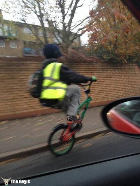 tekerleksiz bisiklet