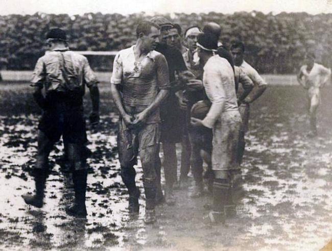 Real vs Barcelona, 1929