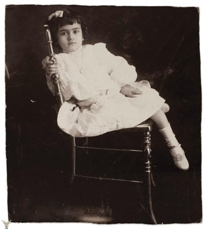 Frida kahlonun çocukluk fotoğrafları 5