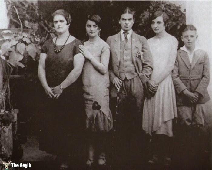 Frida kahlonun çocukluk fotoğrafları 8