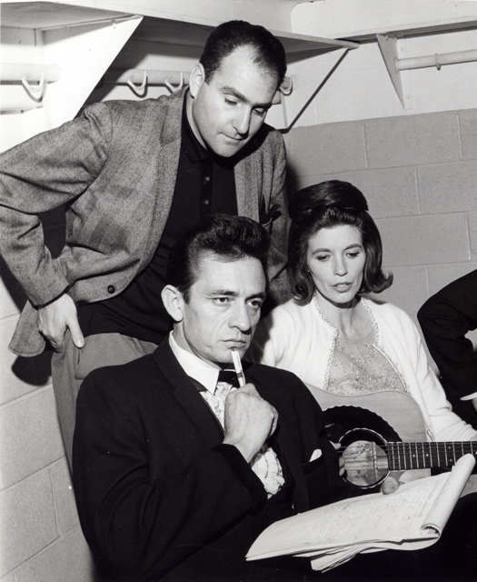 Young Johnny Cash And Vivian Johnny Cash'in Eşin...