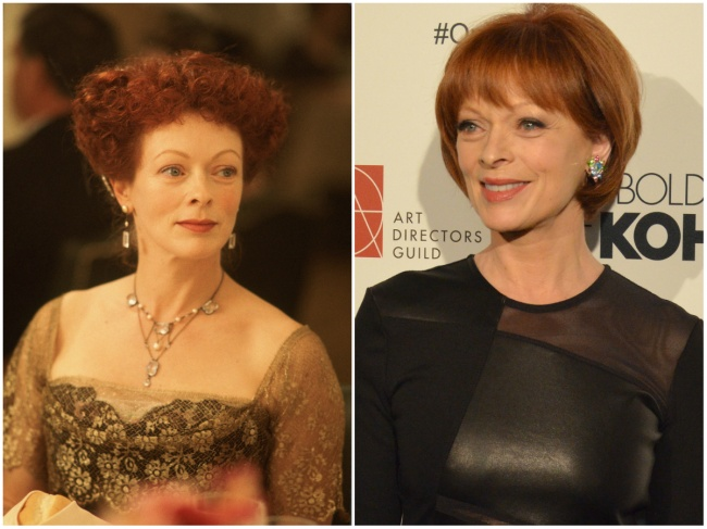 Frances Fisher — Ruth