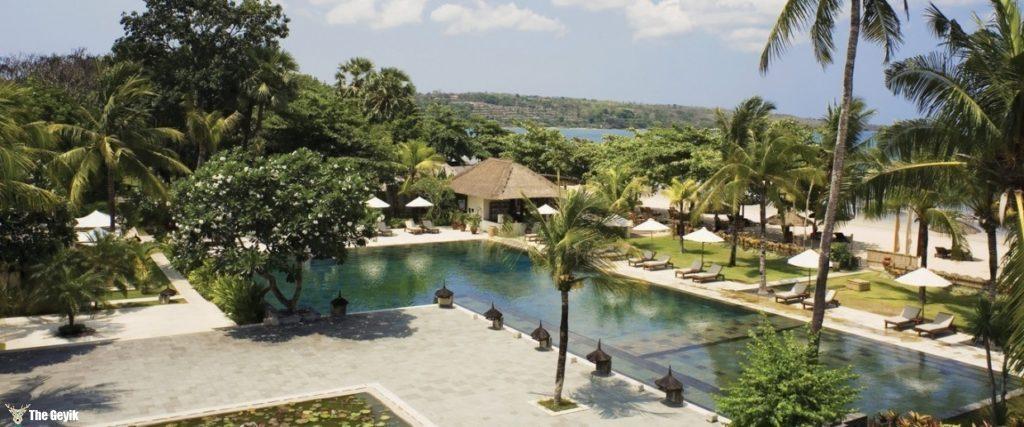 Belmond Jimbaran Puri resort in Bali, Indonesia