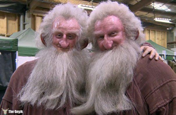 aktorler ve ikizi kadar benzeyen dublorleri 3