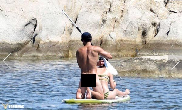 Orlando Bloom'un Katy Perry İle Tatilindeki Çıplak Pozları ... Orlando Bloom Paddle Boarding