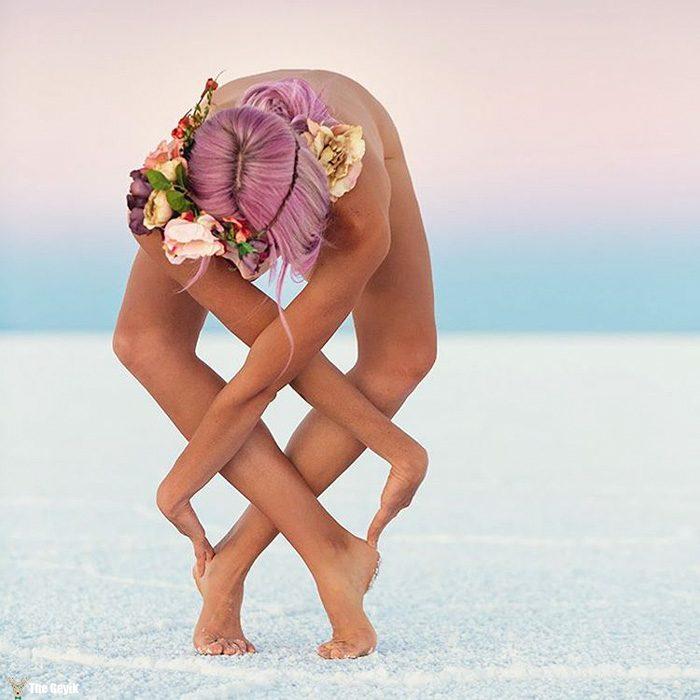 Yoga ile tecavüz girişiminin depresyon etkilerini atlattı 1