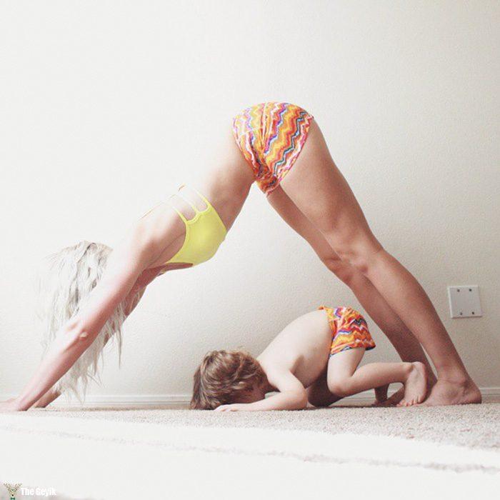 Yoga ile tecavüz girişiminin depresyon etkilerini atlattı 7