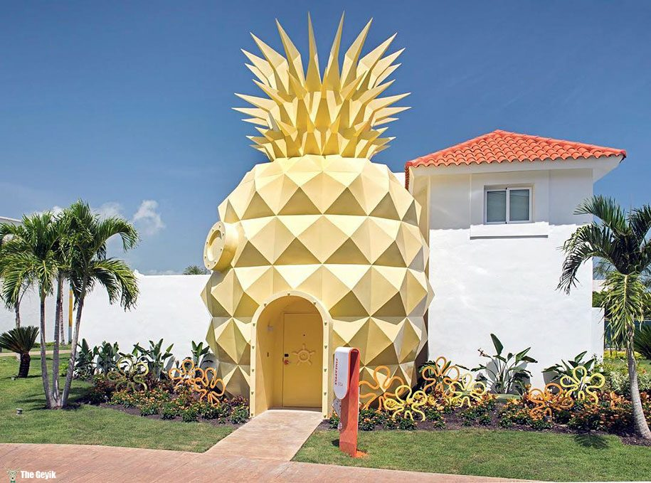 spongebob-squarepants-pineapple-hotel-nickelodeon-resort-punta-cana-22